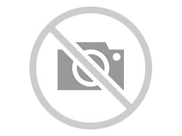 20100993 - Накладка переднего бампера для Renault Megane II 2002-2009 (фото)