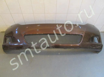 Бампер передний для Toyota Venza 2009>, OEM 521190T011 (фото)