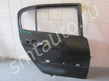 7751475036 - Дверь задняя правая для Renault Megane II 2002-2009 (фото)