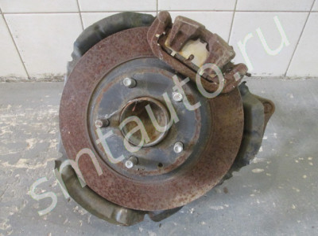 GS1D2611XB - Кулак поворотный задний правый для Mazda 6 (GH) 2007-2012 (фото)