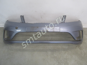 Бампер передний для Kia Rio 2011>, OEM 8651114Y000 (фото)