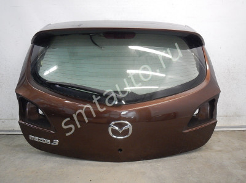 BBY96202XE - Дверь багажника для Mazda 3 2009> (фото)