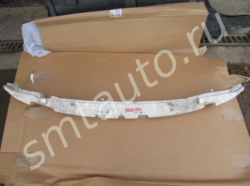 Усилитель переднего бампера для Mazda 2 2007> (фото)