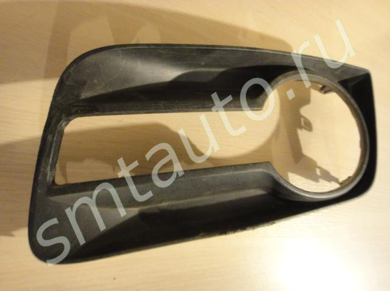 Решетка в бампер левая для Mazda CX7 2007> (фото)