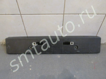 Накладка переднего бампера для Lexus LX 570 (URJ200) 2007> (фото)
