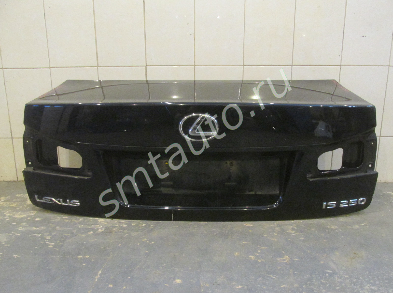 Крышка багажника для Lexus IS 250/350 2005> (фото)